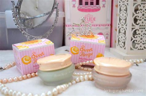 Sweet Recipe Baby Choux Base Spf 25 Ppa 2 Berry Choux Sachet etude house sweet recipe baby choux base 01 mint