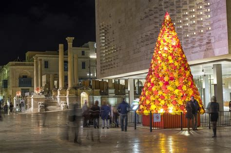 lighting up valletta this christmas