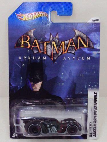 Batman 7 Of 8 Wheels Arkham Asylum Batmobile batman batmobile wheels and link on