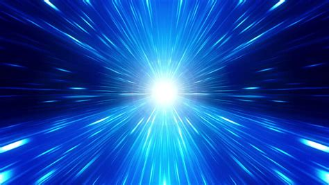exploding blue light stock footage video  royalty