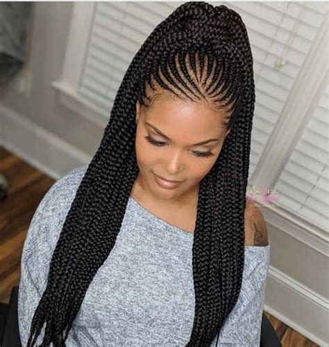 2019 ghana weaving hairstyles beautiful african braids