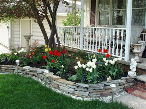 Simple Garden Landscaping Ideas 25 Best Ideas About Yard Landscaping On Front