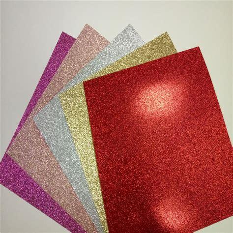Glitter Paper Craft - wholesale glitter cardstock buy best glitter