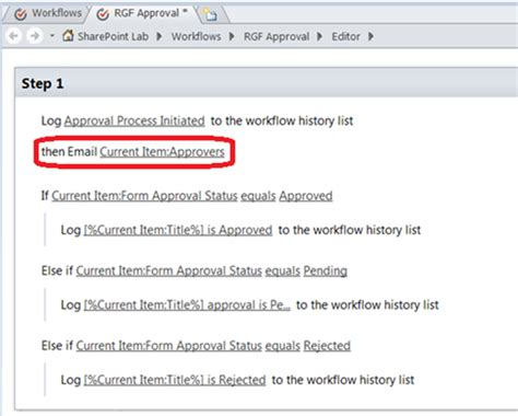 sharepoint workflow approvers sharepoint 2010 workflow with dynamic approvers