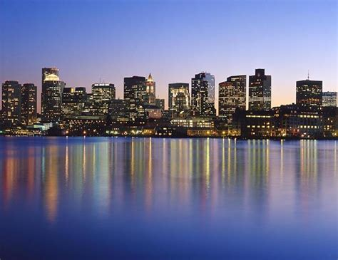 Places To Visit In Boston Last Minute Travel Boston Skyline