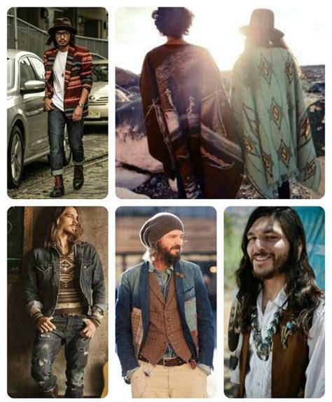 1000 ideas about bohemian mens fashion on