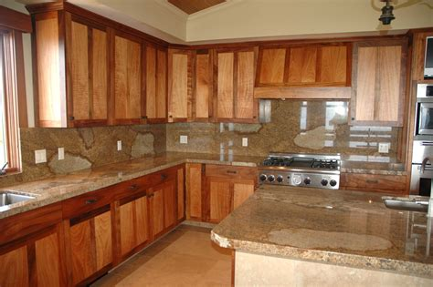 custom cabinets custom koa kitchen in kula maui hawaii