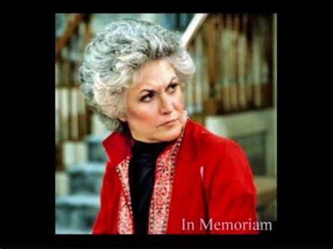 Farewell Dorothy bea arthur died rip bea farewell dorothy