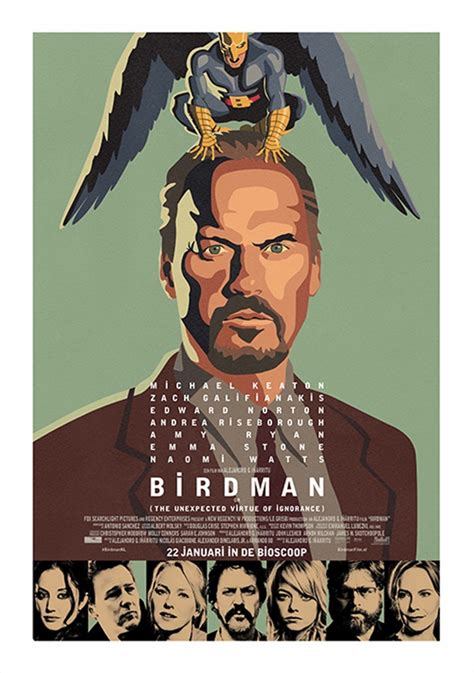 film birdman best films of 2014 by genre the huntingtonian