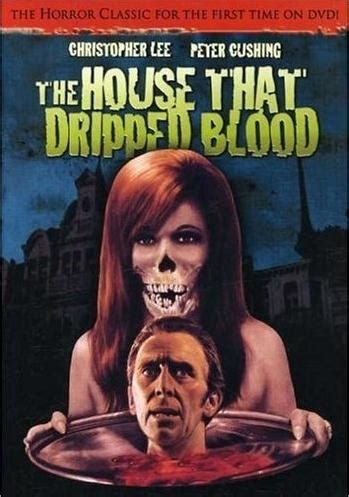 the house that dripped blood 1970s horror archives supernatural horrorsupernatural horror