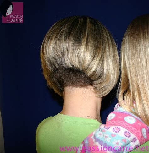 pic of back of shaved aline ahaircuts best 25 short aline bob ideas on pinterest inverted bob