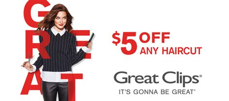 haircut coupons troy ohio great clips coupon save 5 off any haircut