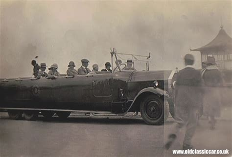 Char à Banc by Photographs Of A Leyland Charabanc More