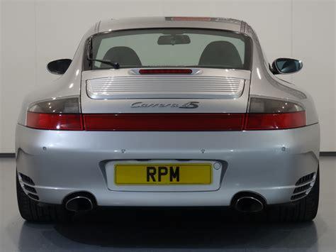 Porsche 996 Coupe by Porsche 996 C4s Coupe Manual Rpm Specialist Cars