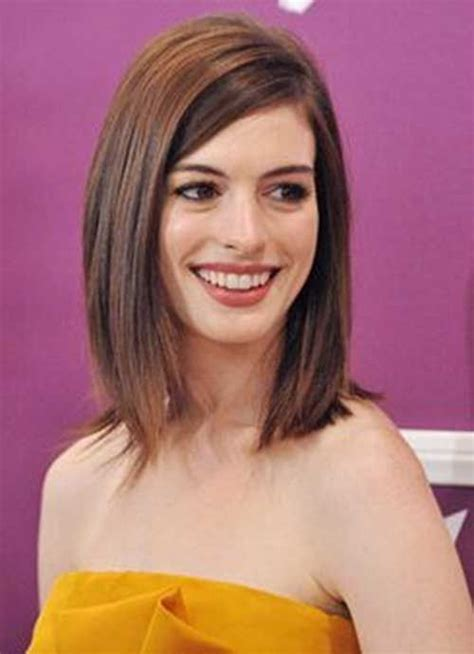 brunette lob hairstyles 2015 like this cute cut 20 best brunette bob haircuts bob