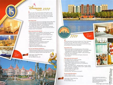 introduction of paris a traveller info official 2008 15th anniversary brochure preview dlp