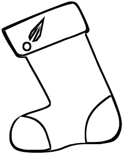 printable christmas coloring pages stocking printable christmas stockings az coloring pages