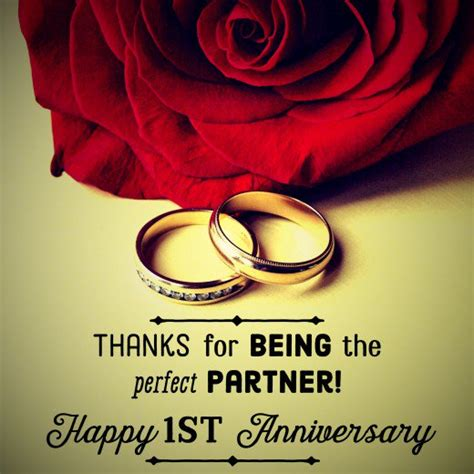 1st Wedding Anniversary Quotes For My by Anniversary Quotes And Messages For Him And