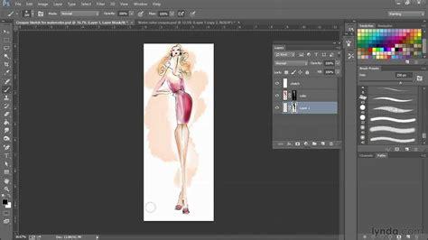 photoshop fashion design tutorial   create