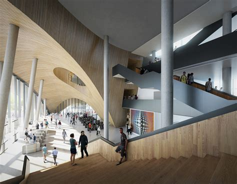 Guggenheim Museum Bilbao Floor Plan gallery of sn 248 hetta designs new library for temple