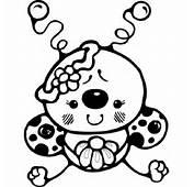 Desenhos Para Colorir Joaninha De Impress&227o E Pintura  Rei Dos Anime