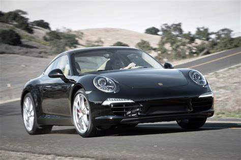 Porsche Carrera Pictures by All New Porsche 911 Carrera S Review Pictures Evo