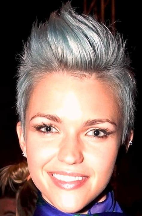 faux hawk hairstyle with sizes 1000 images about faux hawks on pinterest short