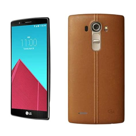 Stok Terbatas Dus Lg G4 jual lg g4 leather smartphone brown 32gb 3gb garansi