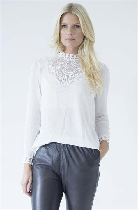 Wedges Bara Bara L530all Colour 36 40 rosemunde blouse lace plain vanilla ab