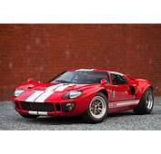 Ford GT40 Replica Has A Rich History In Performance