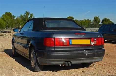 online car repair manuals free 1995 audi cabriolet interior lighting 1995 audi cabriolet image 4