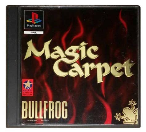 Karpet Ps1 magic carpet ps1 playstation a ebay
