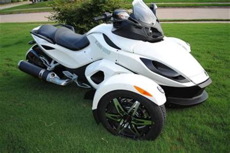 can am spyder for sale 2010 can am spyder for sale