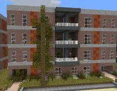 Apartment Building Blueprints by Best 25 Minecraft Modern House Blueprints Ideas On