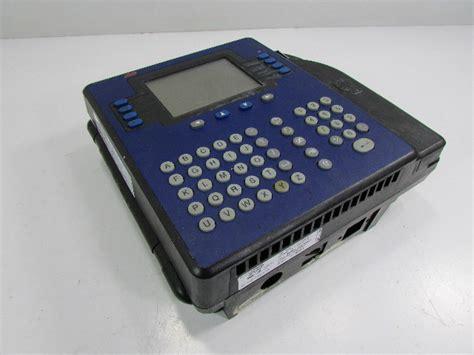 adp 4500 time clock 8602800 853 2 premier equipment