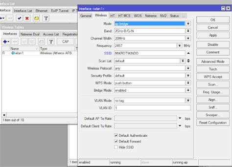 membuat hotspot pada mikrotik master jaringan cara menggunakan modem 4g lte andromax pada mikrotik