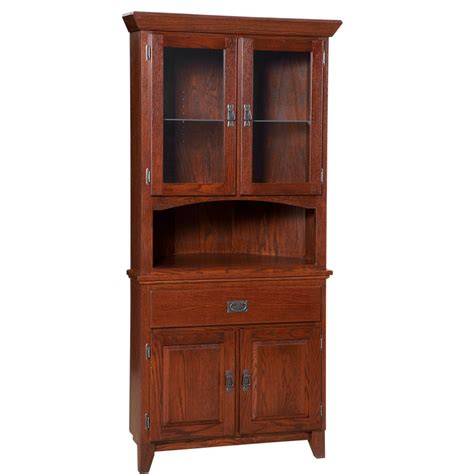 Mission Cabinets by Mission Corner Cabinet Home Envy Furnishings Solid Wood