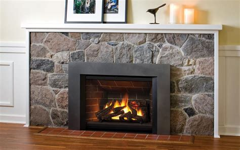 Gas Fireplace Insert Home Hearth