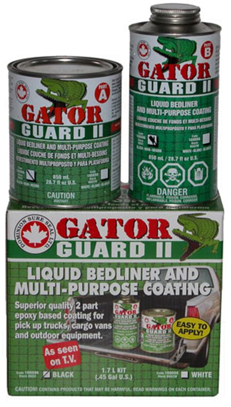 gator guard bed liner gator guard ii truck bed liner kit black bedliner ebay