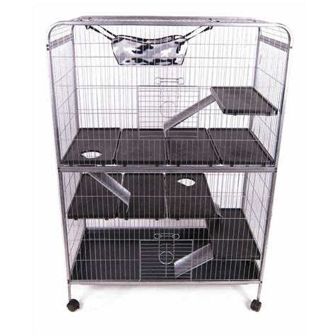 living room cage ware manufacturing living room series deluxe ferret cage ebay