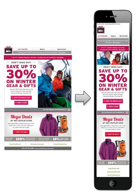 layout newsletter responsive 58 best responsive email design inspiration images on