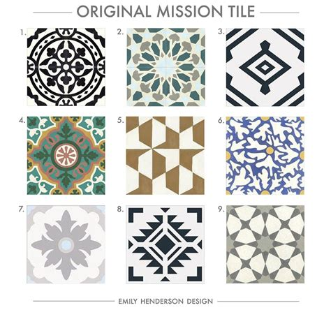 buy patterned floor tiles cement tile roundup original mission tile patterned tiles