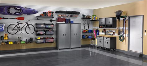 Shed Style Architecture by Gladiator Garageworks Storage Organization Flooring