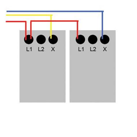 wiring two dimmer switch diynot forums