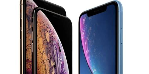 iphone xs vs iphone xr what is the difference phonecorridor