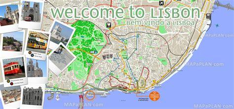 printable map lisbon tourist map of lisbon pdf maps update lisbon tourist