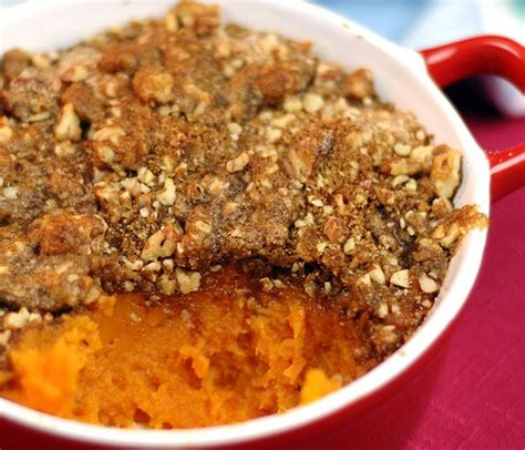 sweet potato casserole with pecan topping recipe sweet potato casserole potato casserole