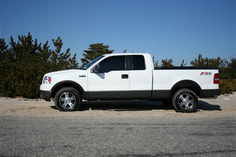 2006 F150 Specs by Jkstang78 2006 Ford F150 Cabfx4 Styleside 4d