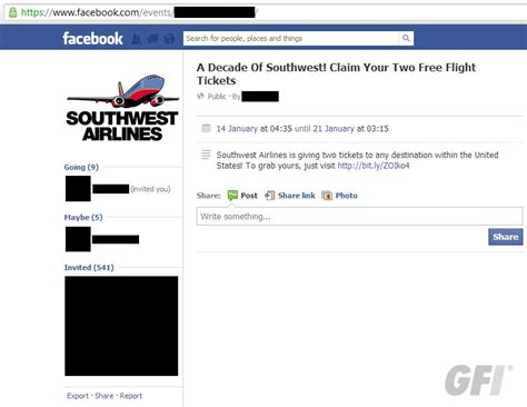 Southwest Airline Free Ticket Giveaway - fake southwest airlines giveaway flies high once more dataprotectioncenter com