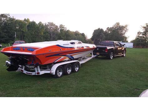howard custom boats 2004 howard custom boats 28 bullet mcob powerboat for sale